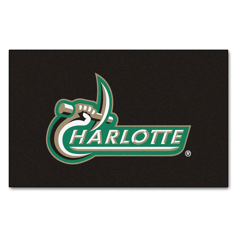 Charlotte 49ers Nylon Face Ultimat Rug FANMATS NCAA UNC University of North Carolina