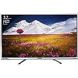 Panasonic 80 cm (32 inches) Viera Shinobi , super bright TH-32E460D HD ready LED TV (Black)