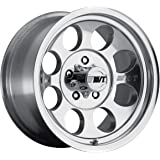 """Mickey Thompson Classic III Wheel with Polished Finish (17x9""""/8x6.5"""") 0 millimeters offset"""