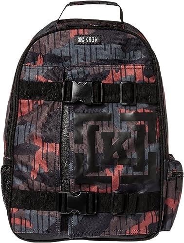 KR3W Men's Buck Backpacks,One Size,Rain Camo