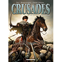Crusades Vol. 3: The Battle of Mansoura (French Edition) book cover