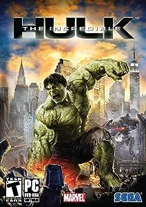 The Incredible Hulk - PC [video game]