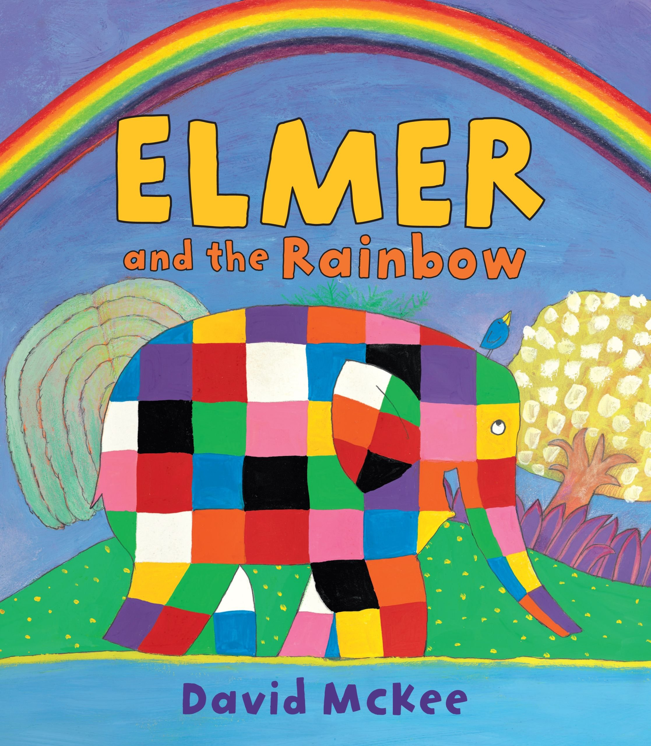 Elmer and the Rainbow (Elmer Books) pdf epub