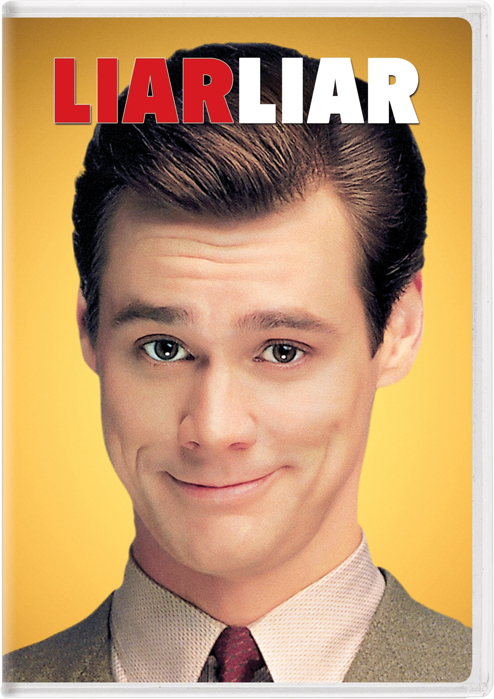 DVD : Liar Liar (Snap Case)