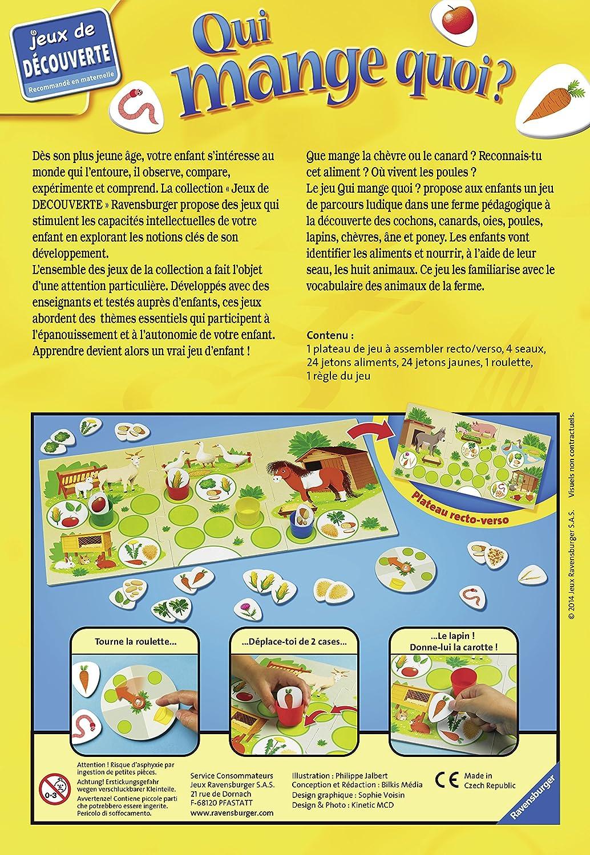 Ravensburger Juguete educativo (24552) (versión en francés): Amazon.es: Juguetes y juegos