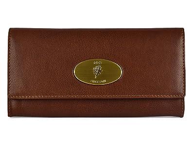 Ladies Leather Purse Wallet Organizer Large Top Brand GOLUNSKI Wine Colour