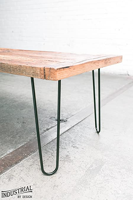 Super Industrial By Design 12 Metal Hairpin Legs Industrial Strength Steel Mid Century Modern Diy Furniture Table Legs Coffee End Table Tv Stand Ncnpc Chair Design For Home Ncnpcorg