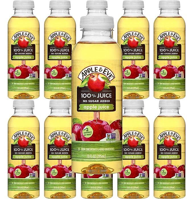 Updated 2021 – Top 10 White Grape Apple Juice