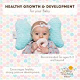 Original Baby Elephant Ears Head Support Pillow for