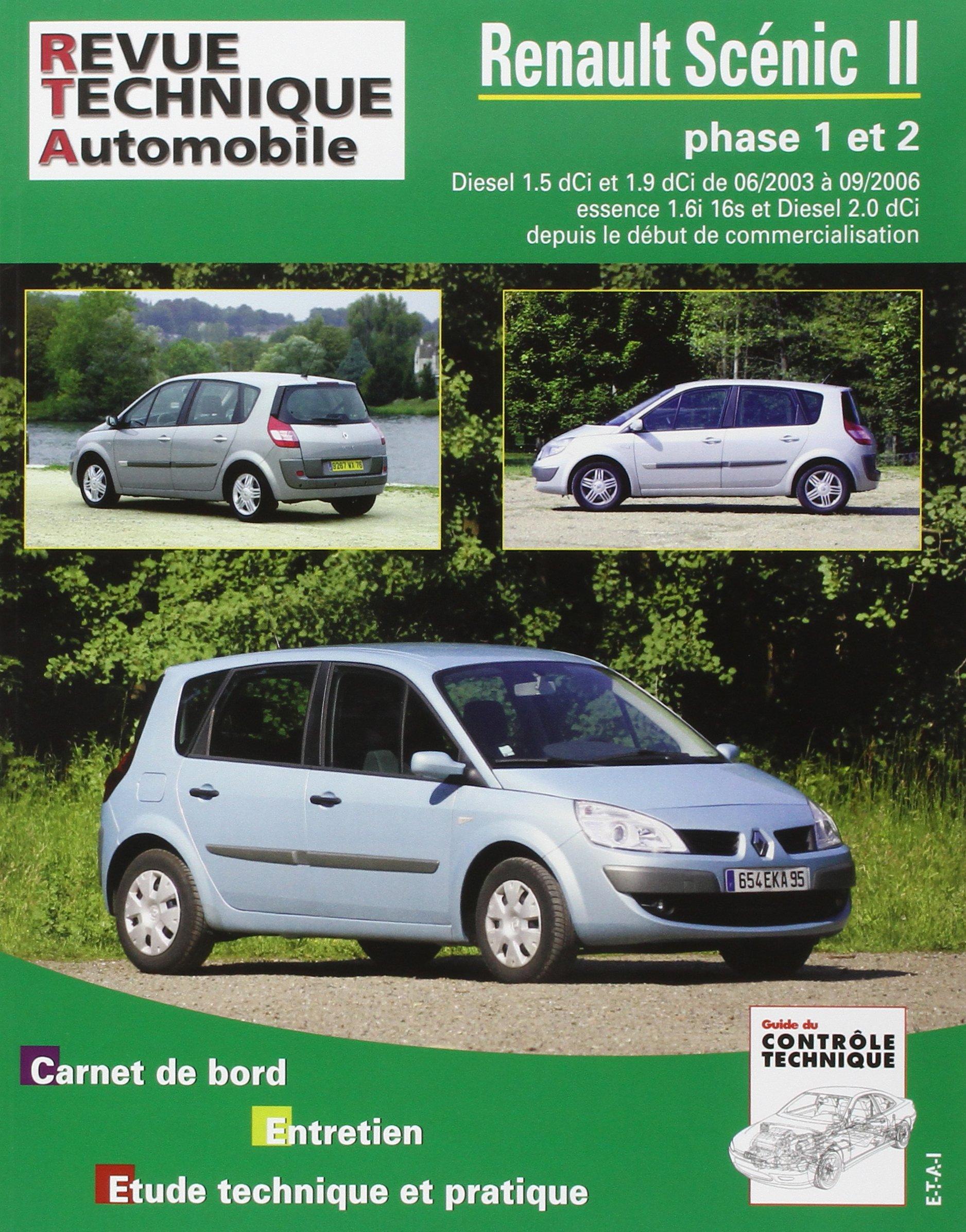 Rta 679.3 Renault scenic II diesel: Amazon.es: Etai: Libros en ...