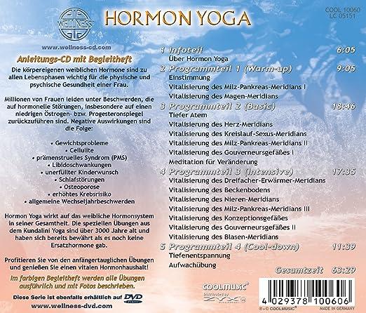 Hormon Yoga - Das vitalisierende Workout aus dem Kundalini Yoga ...