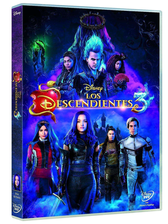 Amazon Com Descendants 3 Los Descendientes 3 Cine Y Tv
