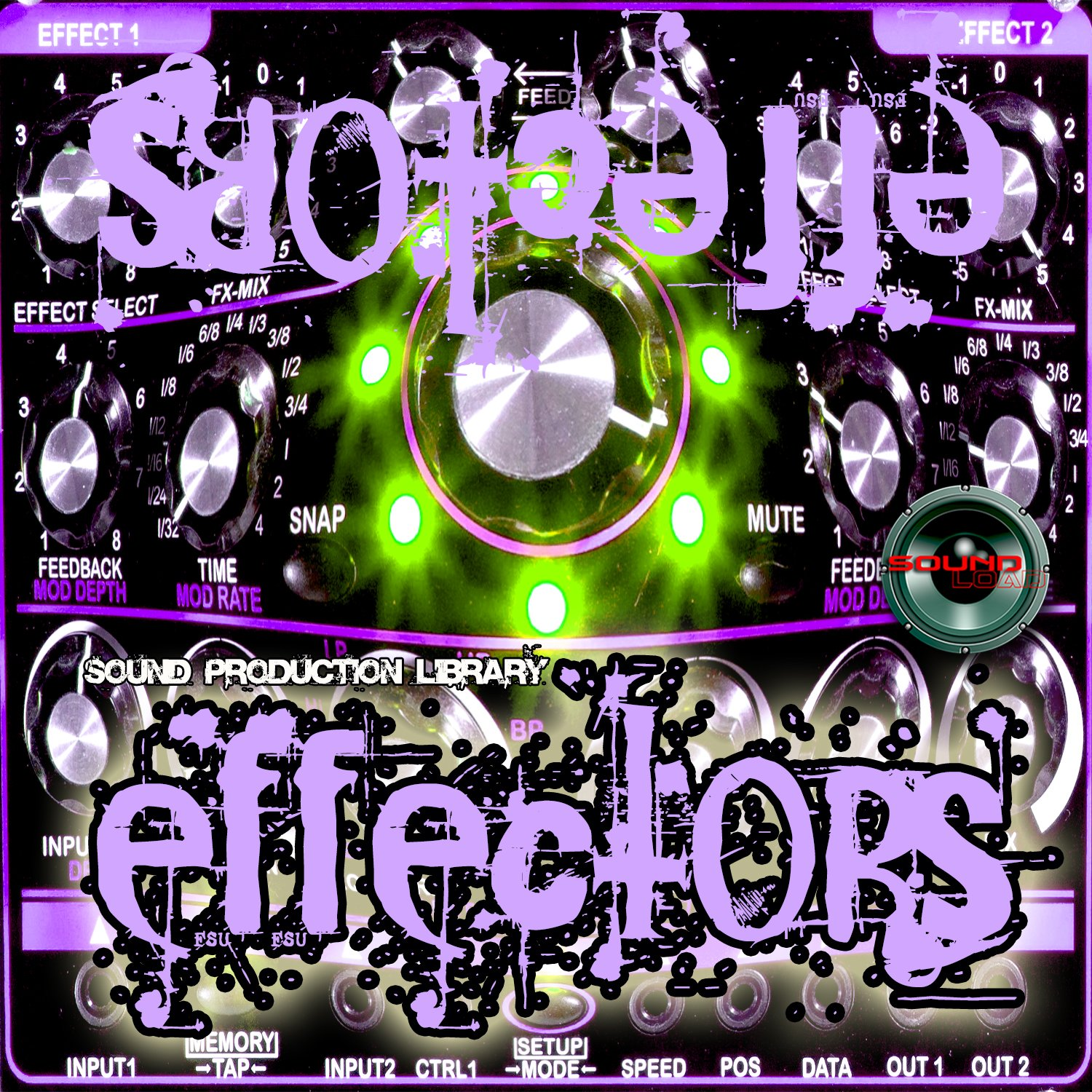 EFFECTORS Real - unique Huge 24bit WAVE Multi-Layer Studio Samples Library on DVD or download