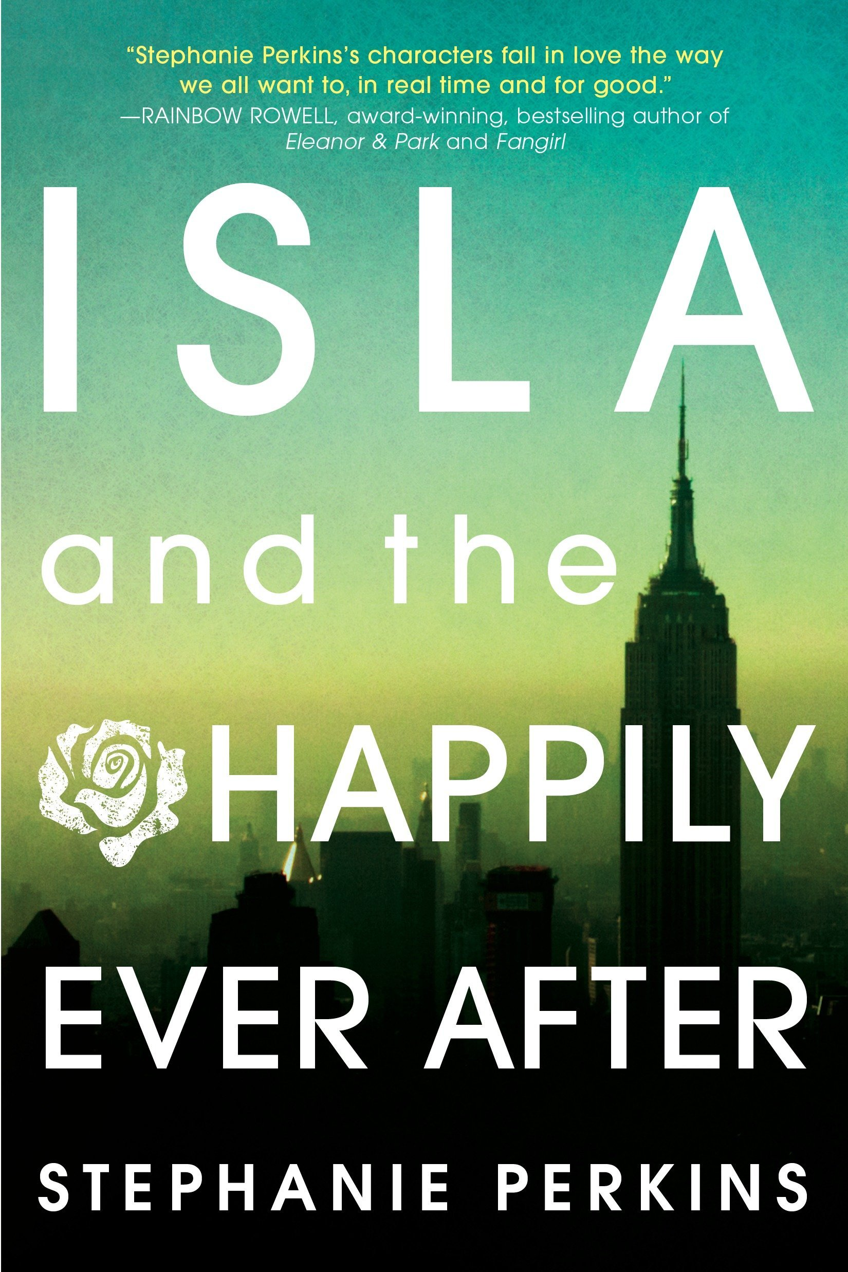Amazon.com: Isla and the Happily Ever After (9780142426272): Perkins,  Stephanie: Books
