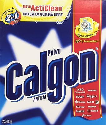 Calgon - ActiClean - Antical polvo para una lavadora más limpia ...