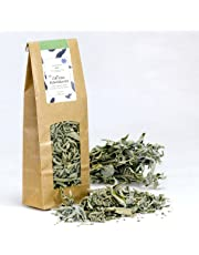 Bio Organic Greek Sage Leaves Herb from Mount Pelion Greece - GMO / Caffeine Free