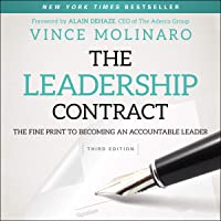 The Leadership Contract: The Fine Print to Becoming an Accountable Leader, Third Edition