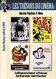 Coffret Buster Keaton 4 DVD : Le Mécano de La General Version Teintée (The General) - Le Professeur (Speak Easily) - Sportif Par Amour (College) - Cadet d'eau douce (Steamboat Bill Jr.)