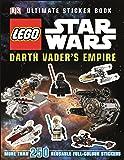 LEGO® Star Wars™ Darth Vader's Empire Ultimate Sticker Book (Ultimate Stickers)