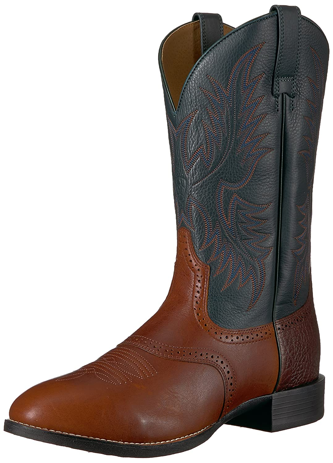 Ariat Men's Heritage Stockman Western Boot B000JWB7R4 10.5 D(M) US|Cedar/Green