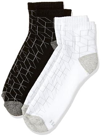 Hanes Men's Ankle Socks (Pack of 2)