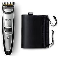 Philips QT4018/15 Tondeuse barbe series 3000 avec 20 hauteurs de coupe intégrées