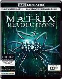 The Matrix Revolutions (4K UHD + HD + Bonus Disc) (3-Disc Box Set)