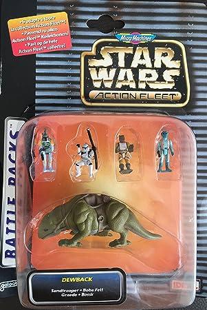 Star Wars Micro Action Fleet BOSSK BOUNTY HUNTER