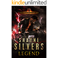 Legend: A Nate Temple Supernatural Thriller Book 11 (The Temple Chronicles)