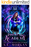 Immortal Academy: Year One