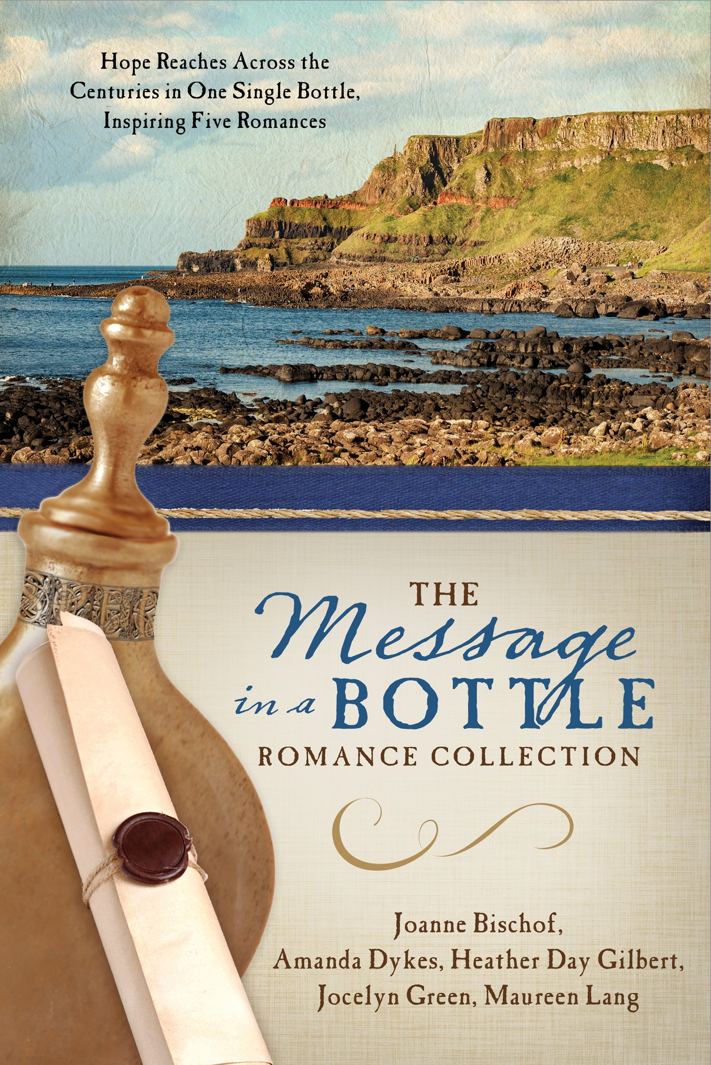 The Message in a Bottle Romance Collection: Hope Reaches