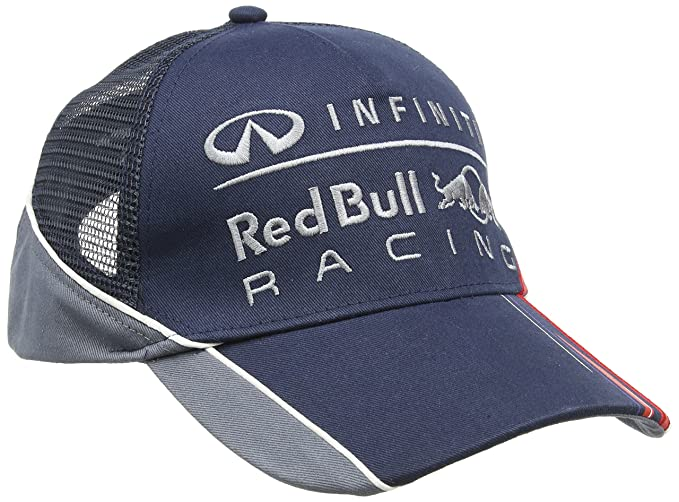 Pepe Red Bull Racing Collection Chassis - Gorra de béisbol para Hombre, Color Blau - Blau (Marineblau), Talla Talla única: Amazon.es: Ropa y accesorios