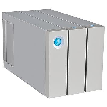 LaCie 2Big RAID 12TB Thunderbolt 2 7200RPM External Hard Drive (LAC9000473U)