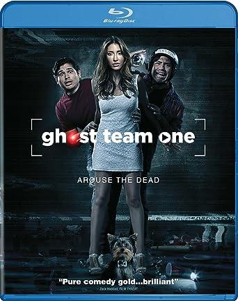 Ghost Team One Blu Ray