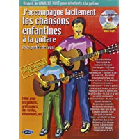 Huet Laurent J'Accompagne Chansons Enfantines Accomp Childrn Songs Bk/