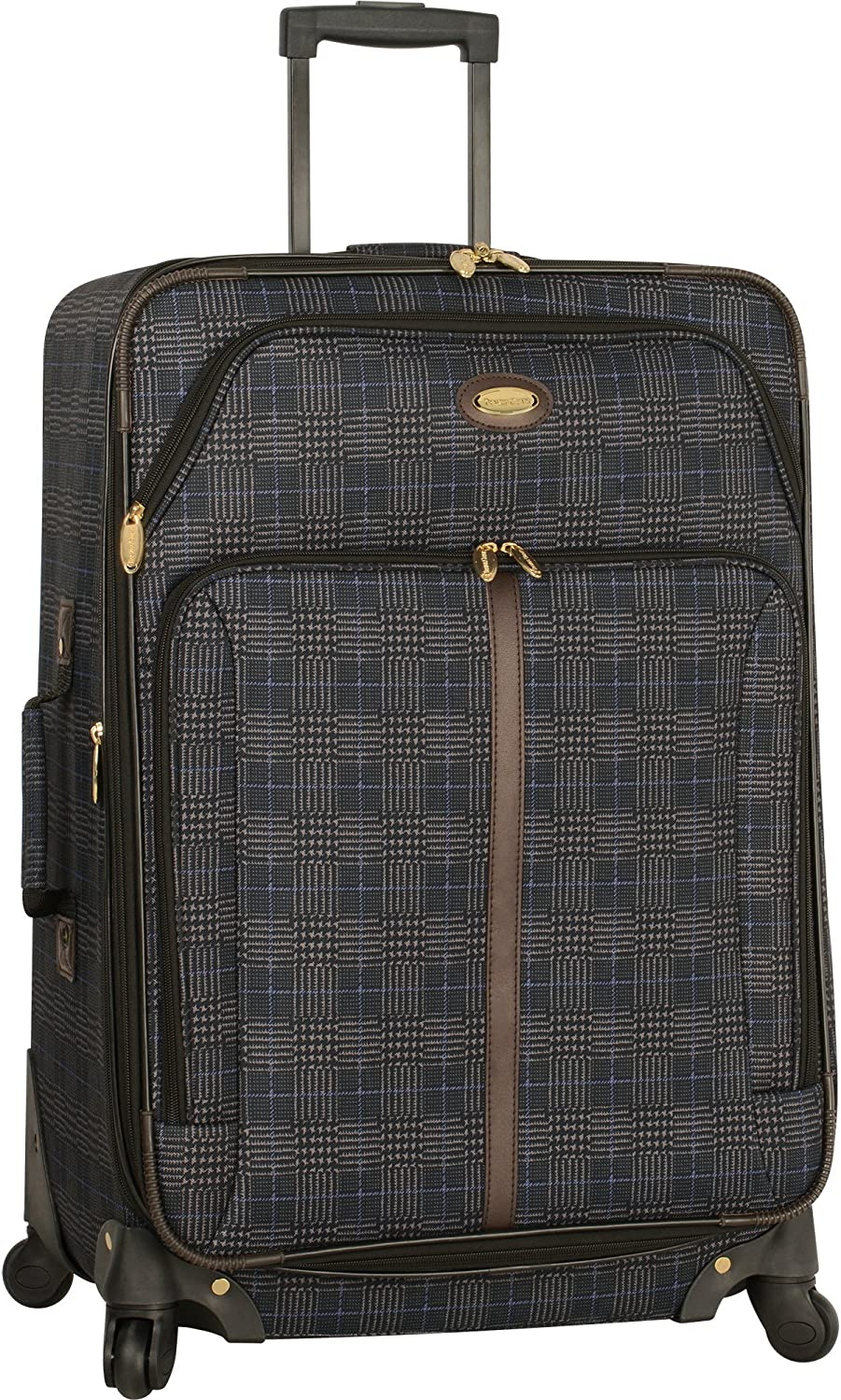 Travel Gear 29 Expandable 4wheel Spinner Suitcase Navy