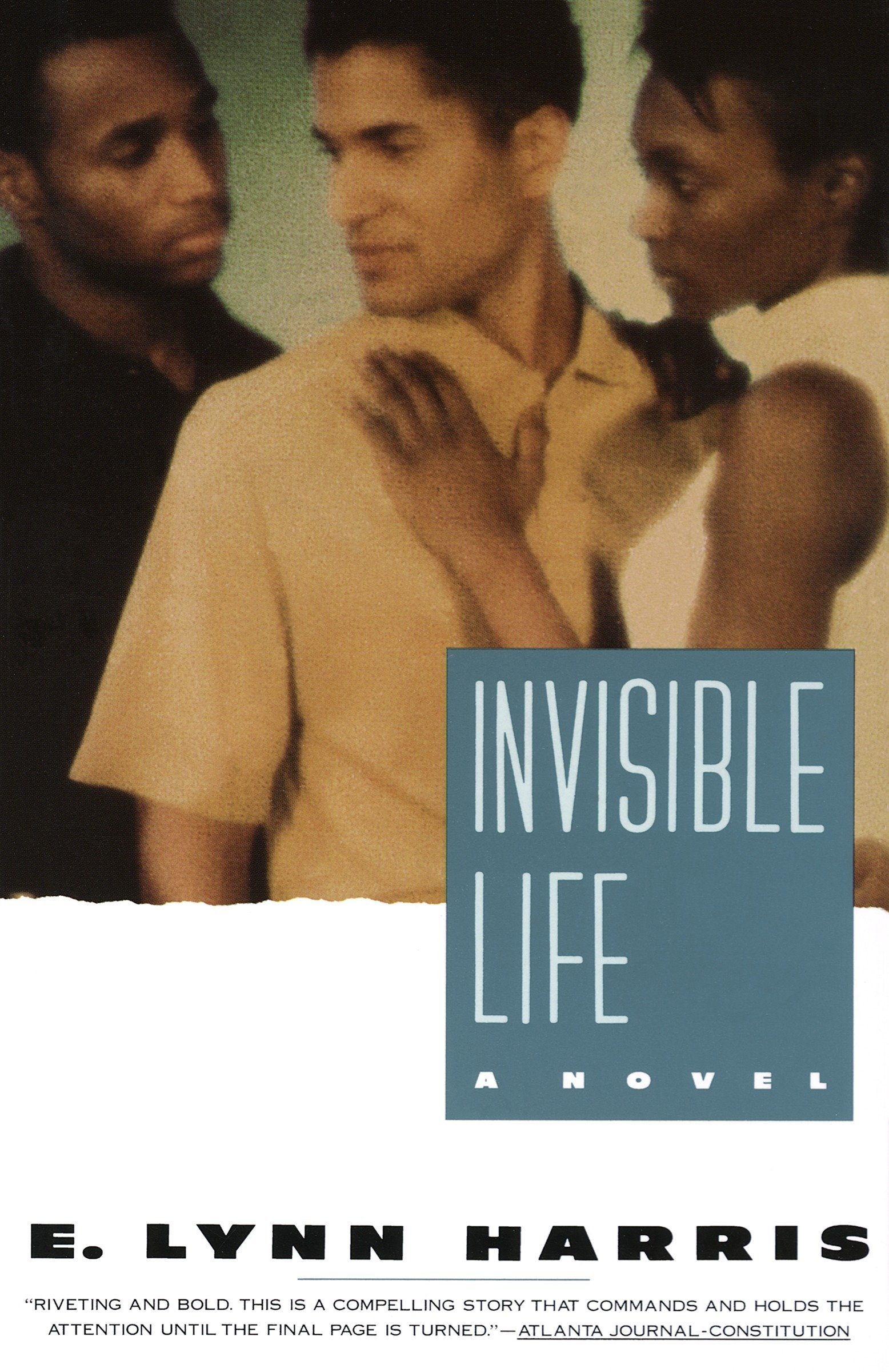 Amazon.com: Invisible Life: A Novel (Invisible Life Trilogy)  (9780385469685): Harris, E. Lynn: Books