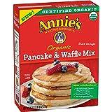 Annie's Orgainc Pancake and Waffle Mix Box, 26 Ounce