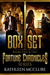 The Fortune Chronicles Series Box-Set: Two Crossover Steampunk Adventures Kindle Edition