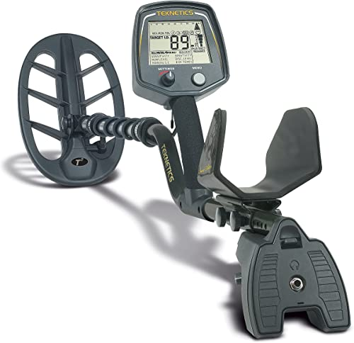 Teknetics T2LTD-BLK T2 Special Edition Metal Detector