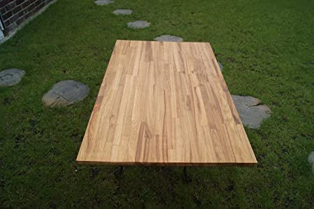 Cibus Group - Tablero de Mesa (Madera de Roble, barnizada, 20 x ...