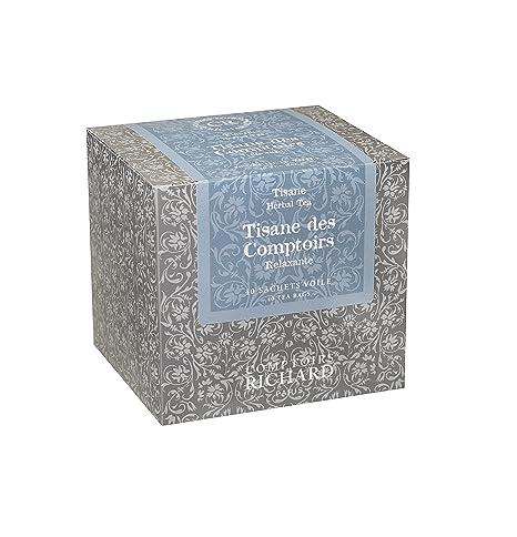 Amazoncom Comptoirs Richard Organic Herbal Tisane Des Comptoirs