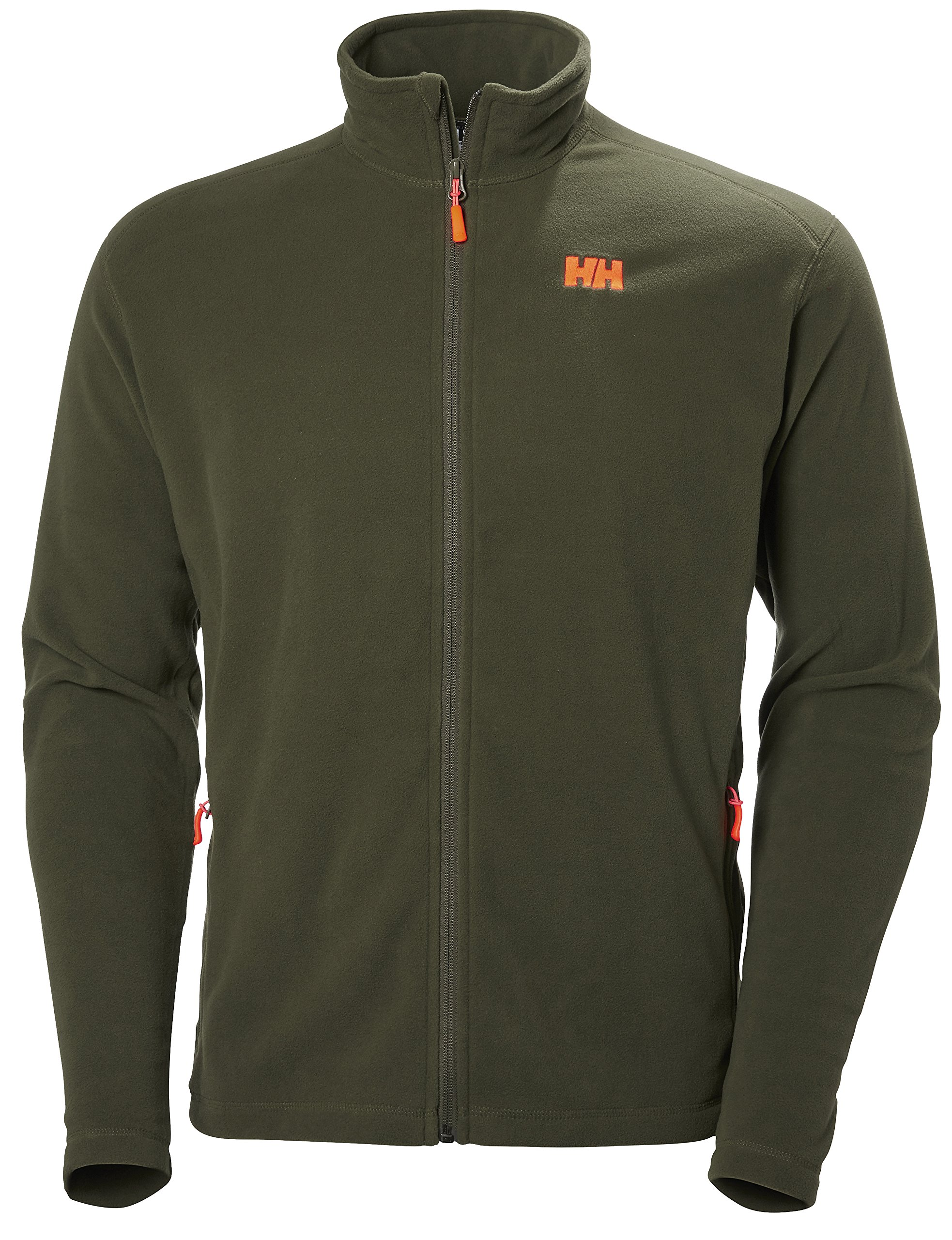 nowy koncept najnowsza kolekcja cienie Helly Hansen Men's Daybreaker Lightweight Full Zip Fleece Jacket, 491 Ivy  Green, Small