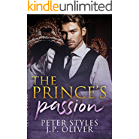 The Prince's Passion: A Fake Engagement Royalty Romance