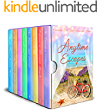 Anytime Escapes: Romance & Cozy Mystery Box Set