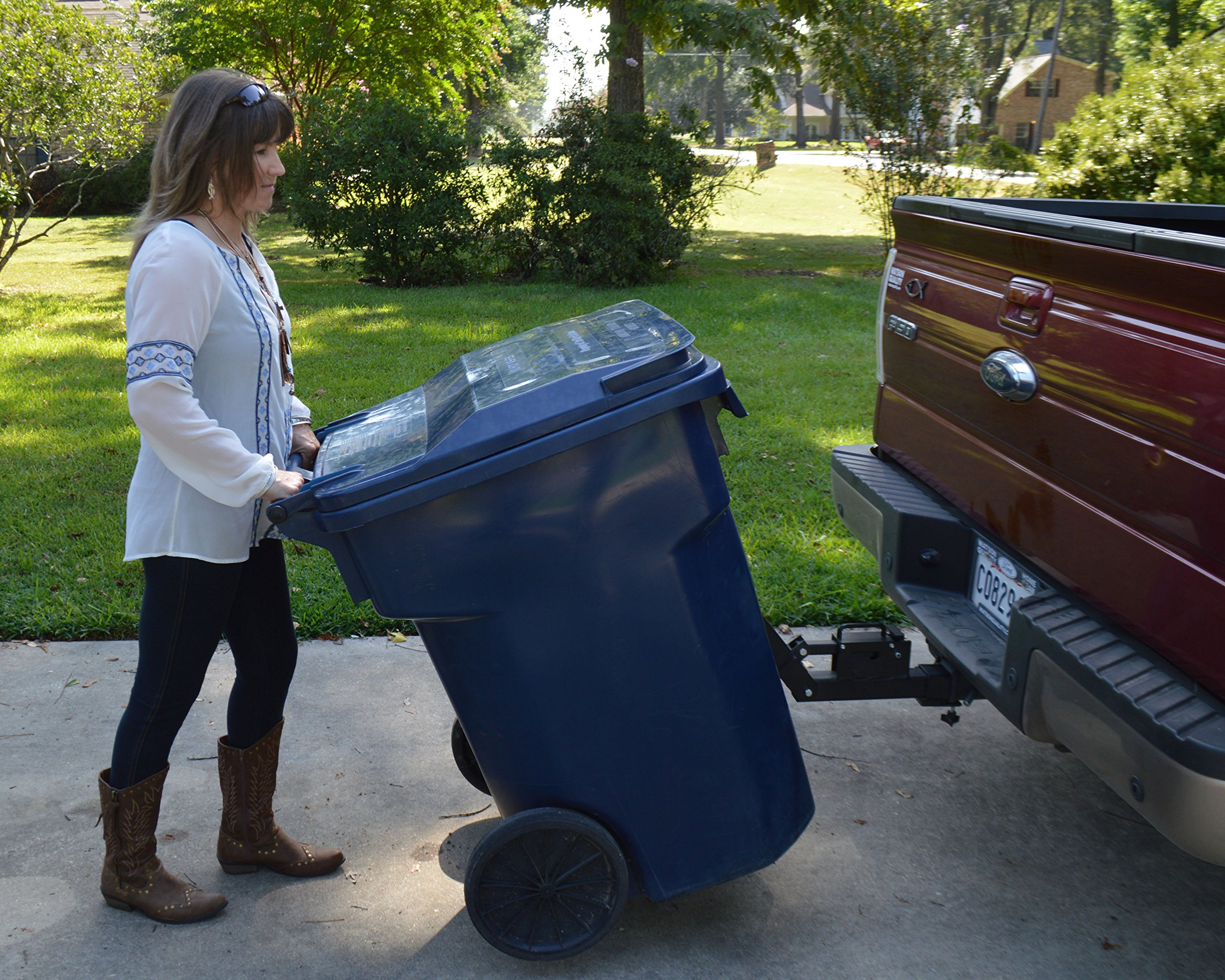 Great Day TC5000 Trash Can Transporter (Tote Caddy) by Great Day (Image #2)