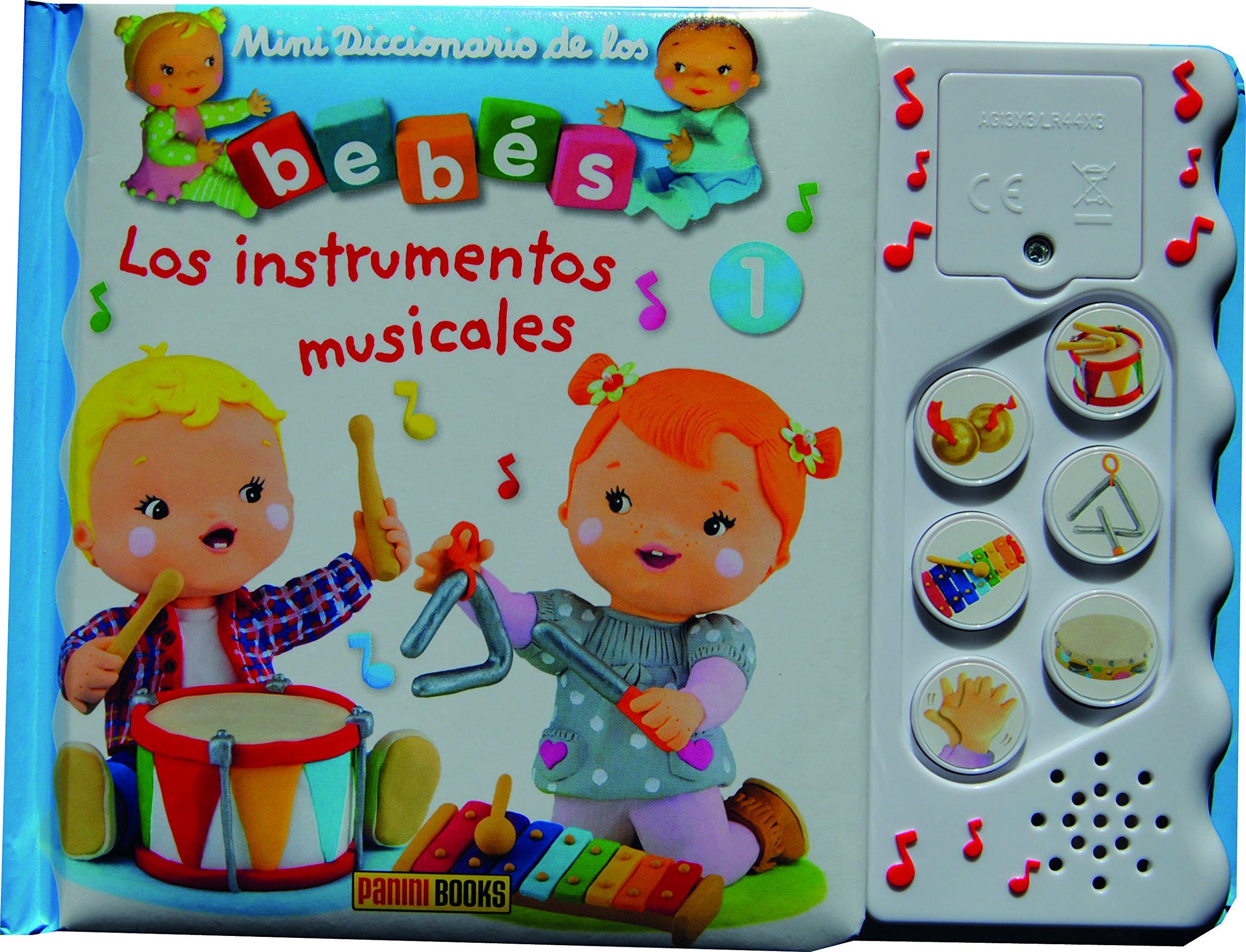 Read Online INSTRUMENTOS MUSICALES (MINI DICC.BEBES MUSICAL) PDF