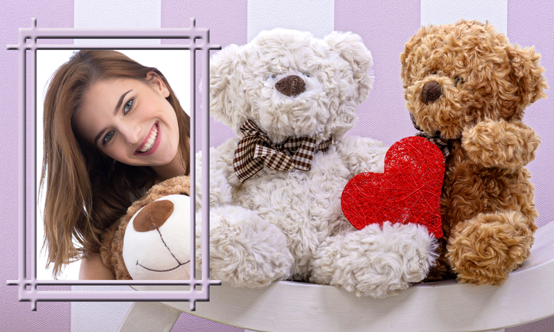 Amazon.com: Teddy Bear Photo Frames: Appstore for Android