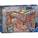 Ravensburger The Fantasy Toy Shop 1000pc Jigsaw Puzzle