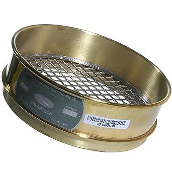Advantech Brass Test Sieves, 8